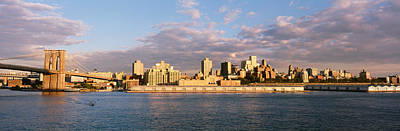 Brooklyn Height Photograph - Brooklyn Heights, Nyc, New York City by Panoramic Images