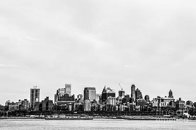 Skylines Royalty-Free and Rights-Managed Images - Brooklyn New York  by Diane Diederich