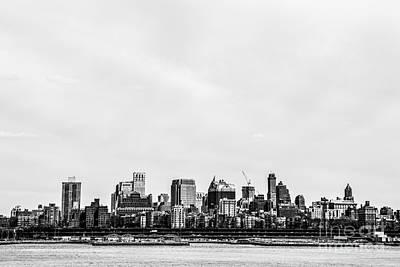 New York City Skyline Photograph - Brooklyn New York  by Diane Diederich