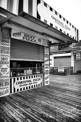 Photograph - Brooklyn Pizza by John Rizzuto