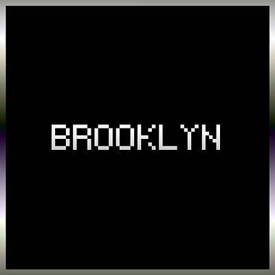 Girl Digital Art - Brooklyn.1.2 by Gareth Lewis