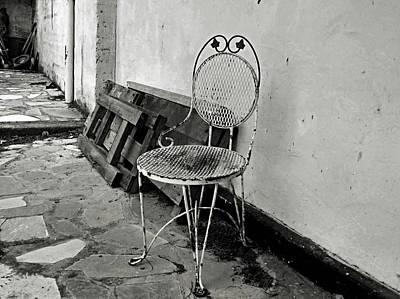 Whore House Photograph - Brothel 1 by Cindy Nunn