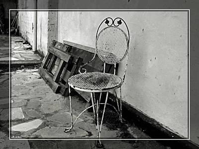 Whore House Photograph - Brothel 2 by Cindy Nunn