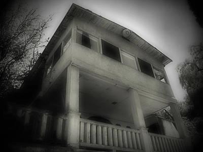 Whore House Photograph - Brothel 5 by Cindy Nunn