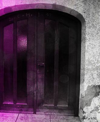 Brothel Door In Ukrain Original