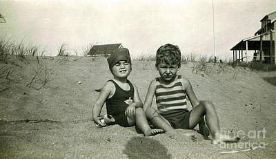 Photograph - Brother And Sister by Karen Adams
