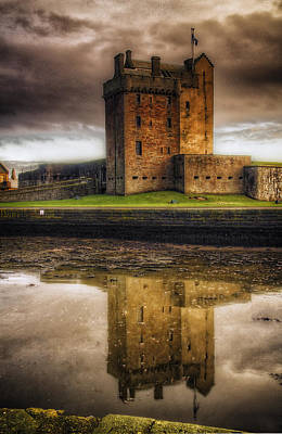 Photograph - Broughty Ferry Castle by Fiona Messenger
