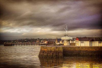 Photograph - Broughty Ferry Harbour by Fiona Messenger