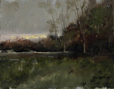 Painting - Brown Co Feeling by John Reynolds