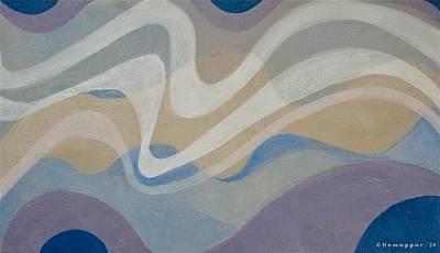 Painting - Brrreeezzzeee by Hemu Aggarwal