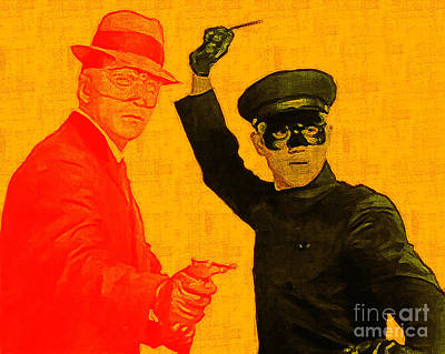 Bruce Lee Wall Art - Photograph - Bruce Lee Kato And The Green Hornet 20130216 by Wingsdomain Art and Photography