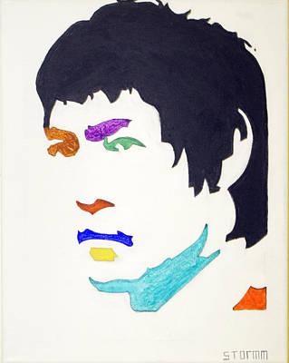 Bruce Lee Art Print by Stormm Bradshaw