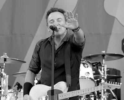 Bruce Springsteen 5 Art Print