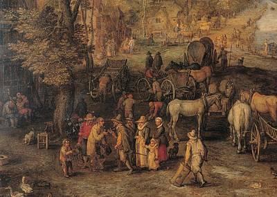 Realism Photograph - Bruegel Jan The Elder Known As Velvet by Everett