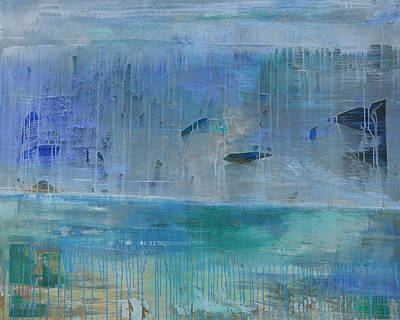 Painting - Brumal Beach by Paul Ashby
