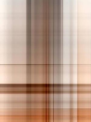 Digital Art - Brun 2223 by John WR Emmett