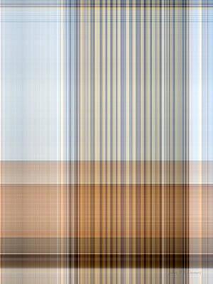Digital Art - Brun 7474 by John WR Emmett