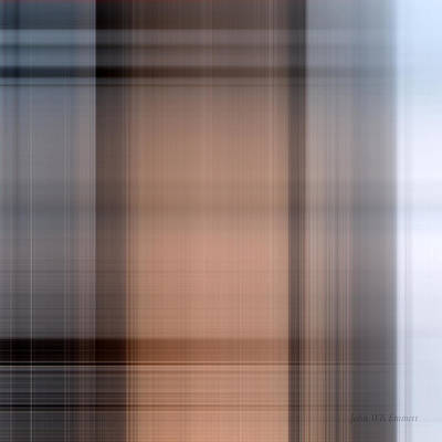 Digital Art - Brun 8244 by John WR Emmett