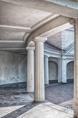 Helsingborg Photograph - Brunnspaviljongen by Antony McAulay