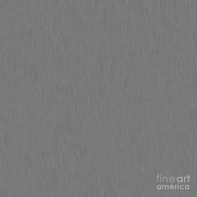 Metallic Sheets Digital Art - Brushed Metal Up Down by Henrik Lehnerer