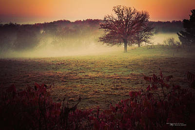Adobe Cc Photograph - Brushstrokes Of Autumn by Dustin Abbott