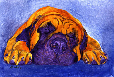 Painting - Brutus by Ann Ranlett