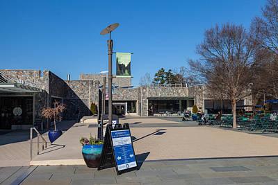 Photograph - Bryan Center At Duke University by Melinda Fawver