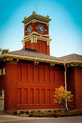 Photograph - Bryan Hall At Washington State University by David Patterson