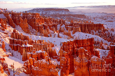 Bryce Canyon - 11 Art Print