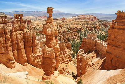 Bryce Canyon 3 Art Print