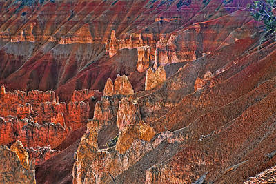 Photograph - Bryce Canyon 6 - Sunset Point by Allen Beatty