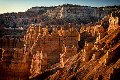 Bryce Canyon II Print by Jeff Burton