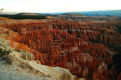 Southwestern Art Photograph - Bryce Canyon In The Afternoon by Jeff Swan