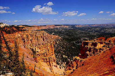 Photograph - Bryce Canyon National Park by Donald Fink