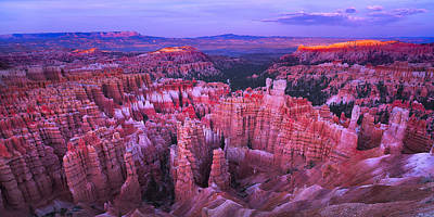 Bryce Canyon Overlook II Art Print