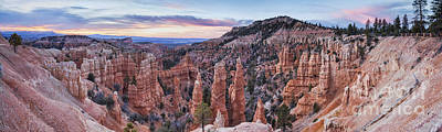 Photograph - Bryce Canyon Panorama by Colin and Linda McKie
