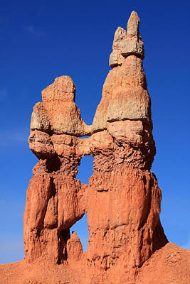 Photograph - Bryce Canyon Rock Formation by Aidan Moran
