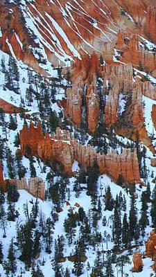 Bryce Canyon Series Nbr 22 Art Print