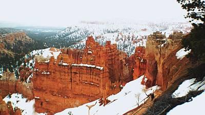 Colorado Plateau Photograph - Bryce Canyon Series Nbr 30 by Scott Cameron