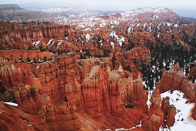 Travel Destination Photograph - Bryce Canyon Series Nbr 46 by Scott Cameron