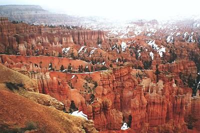 Colorado Plateau Photograph - Bryce Canyon Series Nbr 52 by Scott Cameron
