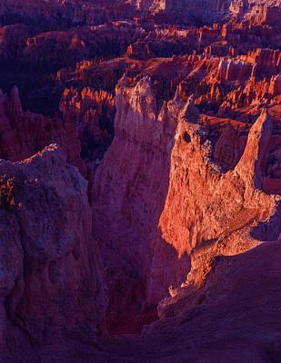 Photograph - Bryce Canyon Sunrise by Vishwanath Bhat