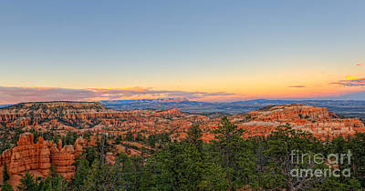 Bryce Canyon Sunset Original