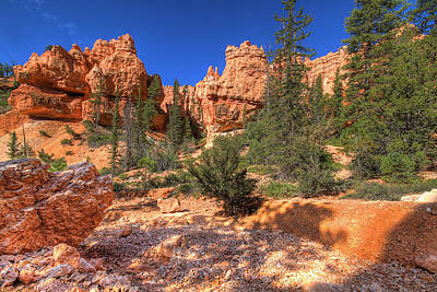 Bryce Canyon Utah Art Print