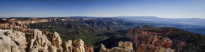 Photograph - Bryce Canyon Vista by Heather Applegate