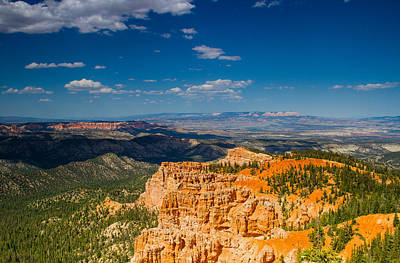 Photograph - Bryce Overlook by Kunal Mehra