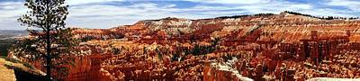 Photograph - Bryce Panorama 1 by Michael Courtney