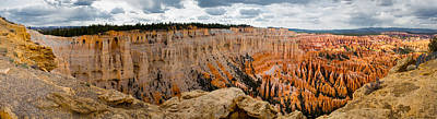 Photograph - Bryce Panorama by Jim Snyder