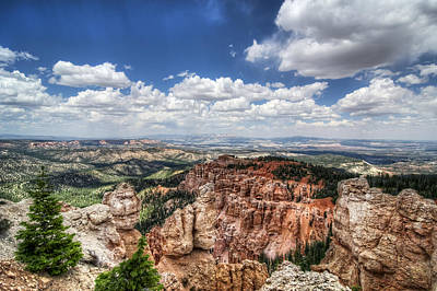 Photograph - Bryce Point by Tammy Wetzel