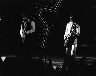 Photograph - Bto Freewheelin In Spokane 1976 by Ben Upham